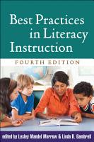 Best Practices in Literacy Instruction  Fourth Edition PDF