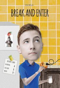 Break and Enter Book