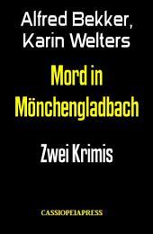 Mord in Mönchengladbach: Zwei Krimis