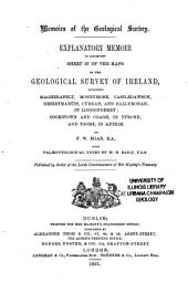 Explanatory Memoir to Accompany Sheets of the Maps: Volume 27