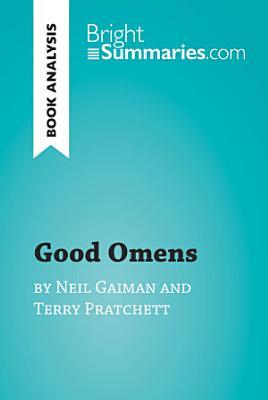 Good Omens by Terry Pratchett and Neil Gaiman  Book Analysis
