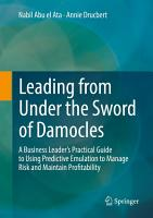 Leading from Under the Sword of Damocles PDF