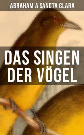 Das Singen der Vögel: Erzählungen