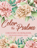 Color The Psalms Book PDF