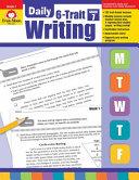 Daily 6 Trait Writing  Grade 7 PDF