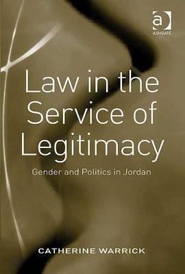 Law in the Service of Legitimacy PDF