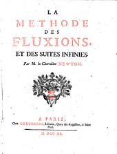 La Méthode des fluxions, et des suites infinies