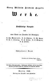 Georg Wilhelm Friedrich Hegel's philosophische Propädeutik