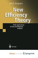 New Efficiency Theory PDF
