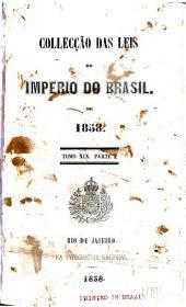 Coleção das leis da República Federativa do Brasil