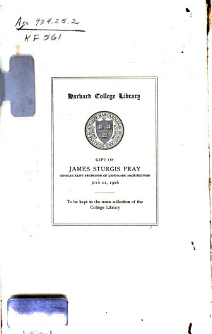 Gleanings from Books on Agriculture and Gardening