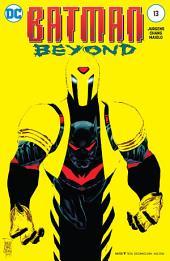 Batman Beyond (2015-) #13