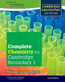 Complete Chemistry for Cambridge Secondary 1 Student Book PDF