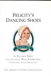 Felicity s Dancing Shoes PDF