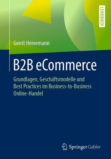 B2B eCommerce PDF