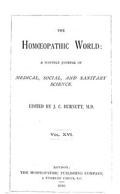 The Homeopathic World PDF