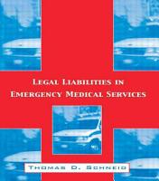 Legal Liabilities in Emergency Medical Services PDF