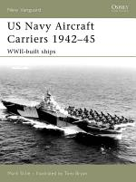 US Navy Aircraft Carriers 1942–45