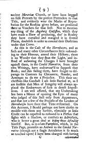 A solemn call on Count Zinzendorf: the author, and advocate of the sect of Herrnhuters, commonly call'd Moravians, to answer all and every charge brought against them in the Candid narrative &c ; ... By Henry Rimius