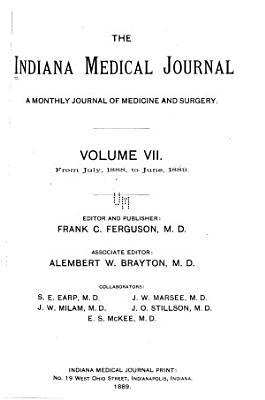 Indiana Medical Journal PDF