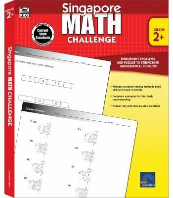 Singapore Math Challenge  Grades 2   5 PDF