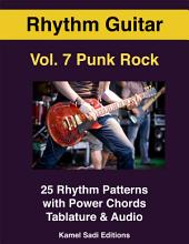 Rhythm Guitar Vol. 7: Punk Rock