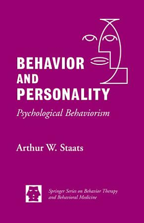 Behavior and Personality PDF