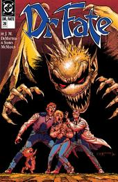 Doctor Fate (1988-) #20