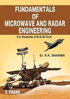 Fundamental of Microwave   Radar Engineering PDF