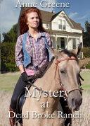 Mystery at Dead Broke Ranch PDF