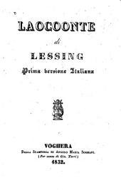 Laocoonte di Lessing