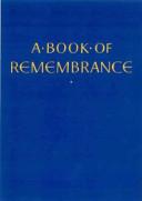 A Book of Remembrance PDF
