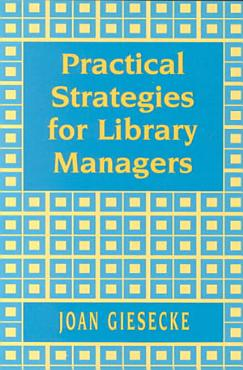 Practical Strategies for Library Managers PDF