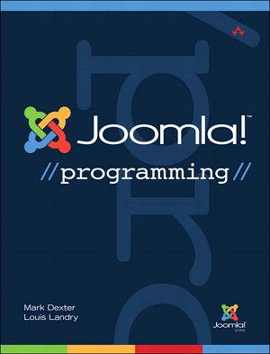 Joomla  Programming PDF