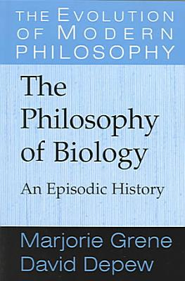 The Philosophy of Biology PDF
