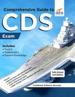 Comprehensive Guide to CDS Exam 2nd Edition PDF