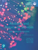 Auditing And Assurance Services Global Edition Book PDF