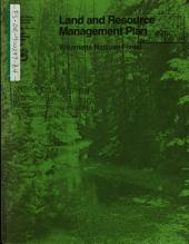Willamette National Forest (N.F.), Land and Resource(s) Management Plan (LRMP): Environmental Impact Statement