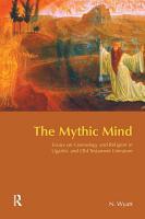 The Mythic Mind PDF