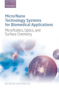 Micro Nano Technology Systems for Biomedical Applications Book