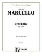 Concerto in C Minor for Oboe and Piano: Oboe Solo