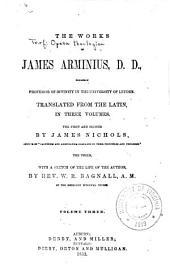 The Works of James Arminius ...