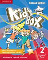 Kid s Box American English Level 2 Student s Book PDF
