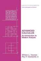 Advanced Calculus PDF
