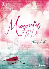 Memories to do - Allies Liste