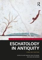Eschatology in Antiquity PDF