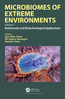 Microbiomes of Extreme Environments