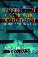 Planning Local Economic Development PDF