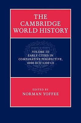 The Cambridge World History PDF