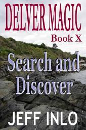 Delver Magic Book X: Search and Discover